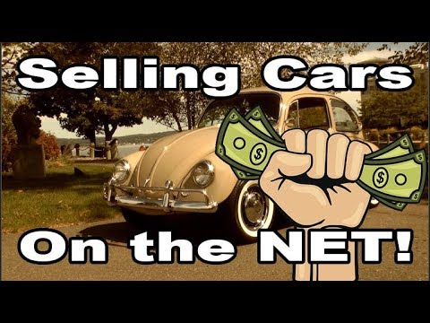 5 Tips On How To Sell Vintage Classic Cars On The Internet EBay Craigslist BAT Pt.1