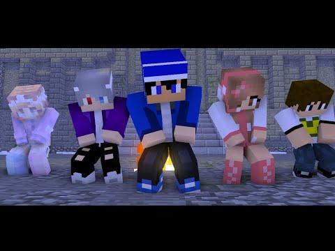Ziggy Zagga Dance Gen Halilintar - Minecraft Animation