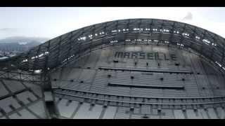 Le Nouveau Stade Vélodrome - Vidéo de l'inauguration officielle