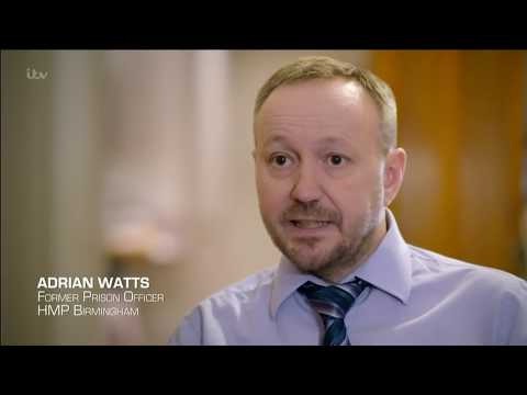 ITV - Prisons Uncovered: Out of Control?  11 June 2018
