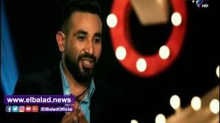 أحمد سعد ضيف «دايرة الشر» في أولى حلقاته على «صدى البلد».. فيديو