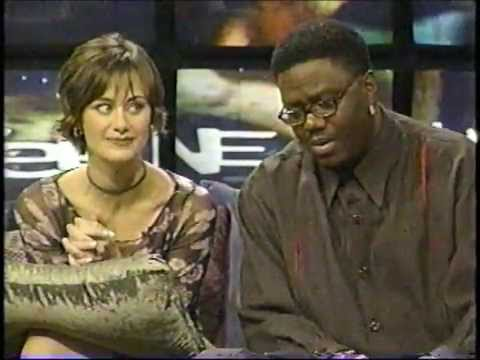 1999  MTV's LOVELINE w guest Bernie Mac  FULL EPISODE