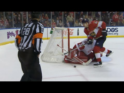 10/28/17 Condensed Game: Red Wings @ Panthers