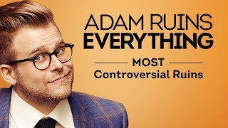 Download Adam Ruins Everything - Most Controversial Ruins (Mashup) | truTV Mp3 and Videos