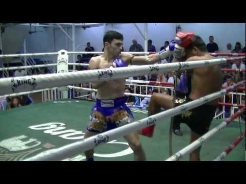 Deachkalon Sumalee Boxing Gym VS Wan Mario Kaewsamrit, Bangla Boxing Stadium, 18th Jan 2013.