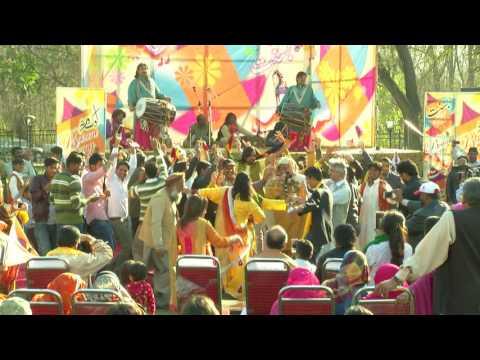 Lok Virsa Basant Song Competition 2017