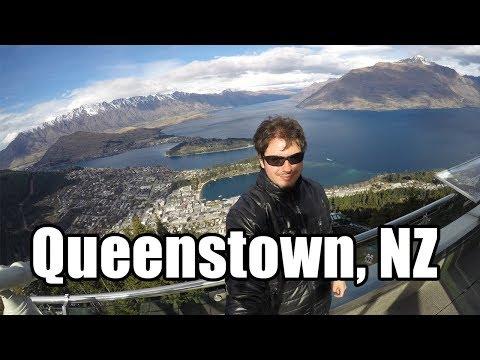 Queenstown - uma das cidades mais bonitas do mundo