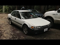 My $700 Beater: 1990 Honda Accord DX