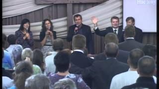 """Церковь """"Вифания"""" Москва. Группа прославления - Нас зовут христиане."""