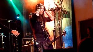 SEPTIC FLESH - Five Pointed Star - live @ Chaulnes Metal Fest 23042011 HQ+Lyrics