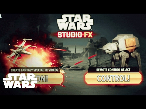 Star Wars - 'Studio FX App' Official TV Commercial