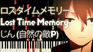 IA - Lost time memory 『ロスタイムメモリー』 | MIDI piano.