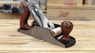 5 Hand Plane Tips....or 6