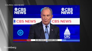 Bloomberg Tells Sanders 'Russia Is Helping You'
