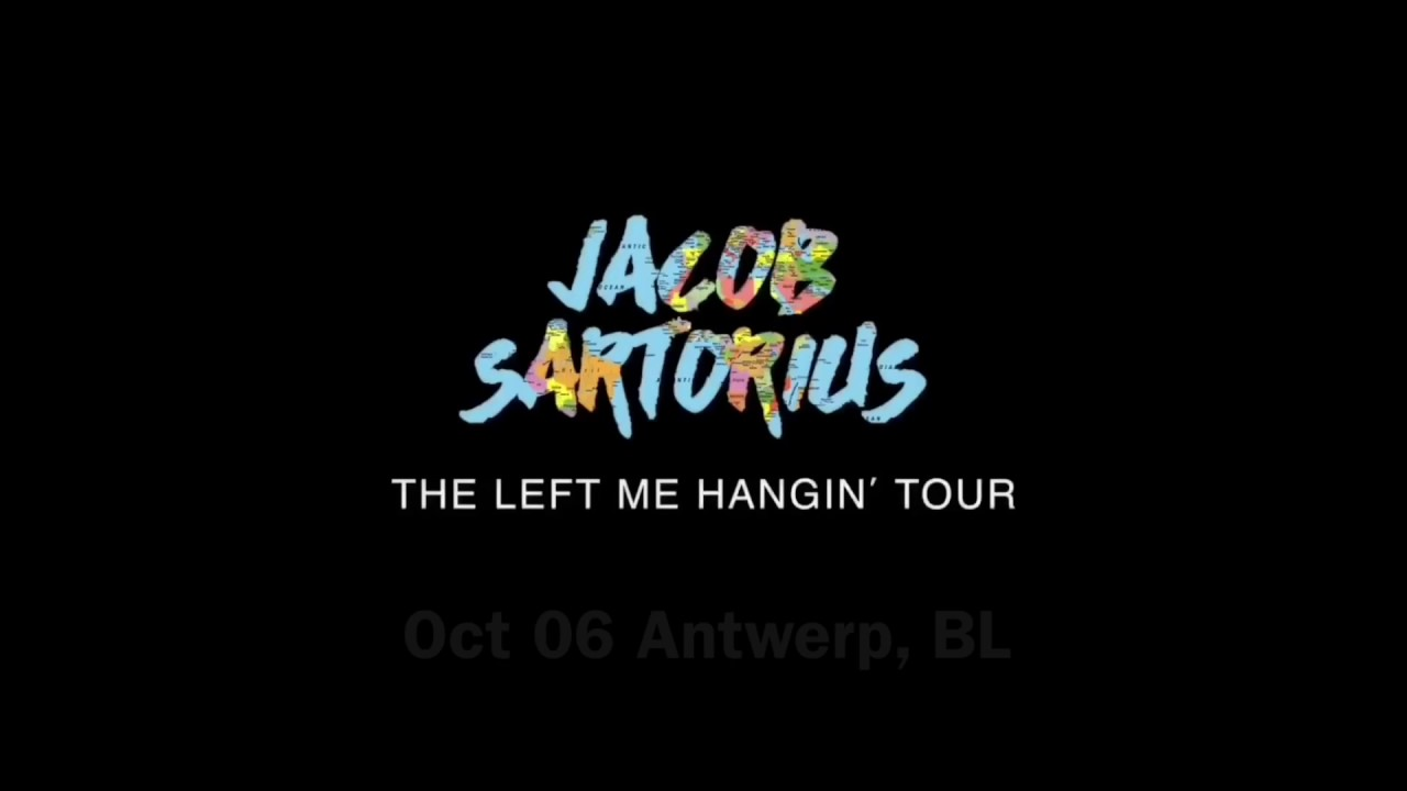 Left Me Hanging Tour