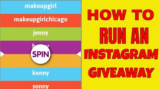 How to do Instagram Giveaways w/ Free Tools & Giveaway Tips & Best Practices