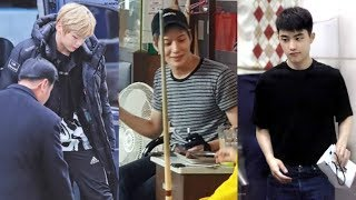 Gambar cover 10 Male Idols Who Fans Are Always Worried About Because They Smoke Cigarettes