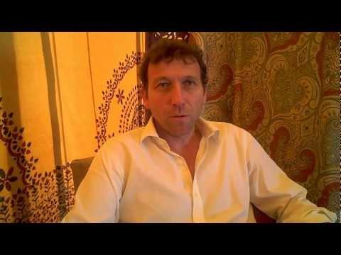 Mike Atherton interview - Cheltenham Literature Festival 2011