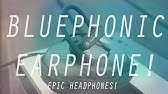 Bluephonic Workout Bluetooth Headphones Review - YouTube