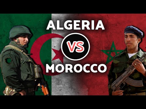 Algeria vs Morocco - Military Power Comparison 2020