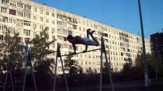 Турник,Спортивная жизнь 2012