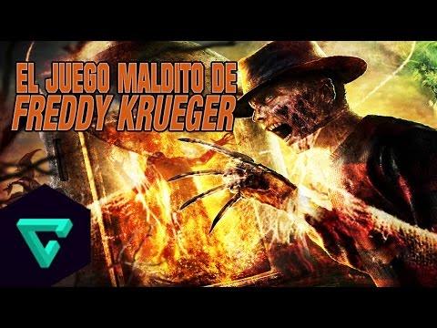 EL JUEGO MALDITO DE FREDDY KRUEGER | CREEPYPASTAS DE TERROR