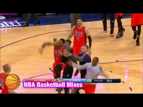 """Russell Westbrook """"Spoil My Night - Post Malone ft. Swae Lee"""" Mix"""