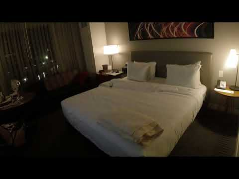 Hyatt Regency Bloomington Minneapolis Minnesota hotel room