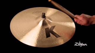 "Zildjian Sound Lab - 19"" K Custom Dark Crash"
