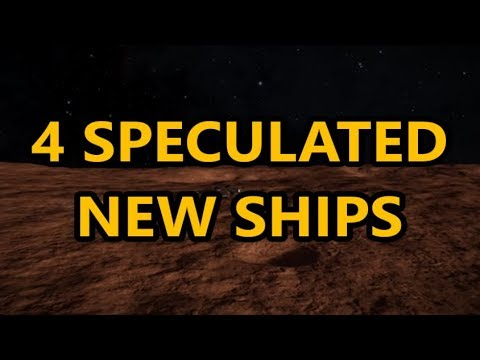 Elite Dangerous  4 NEW SPECULATED SHIPS!  Upcoming lorebased ships?