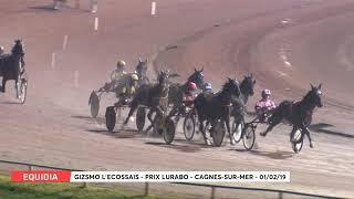 Vidéo de la course PMU PRIX LURABO