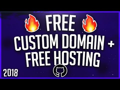 How To Get Domain and Hosting For FREE! Working 2018