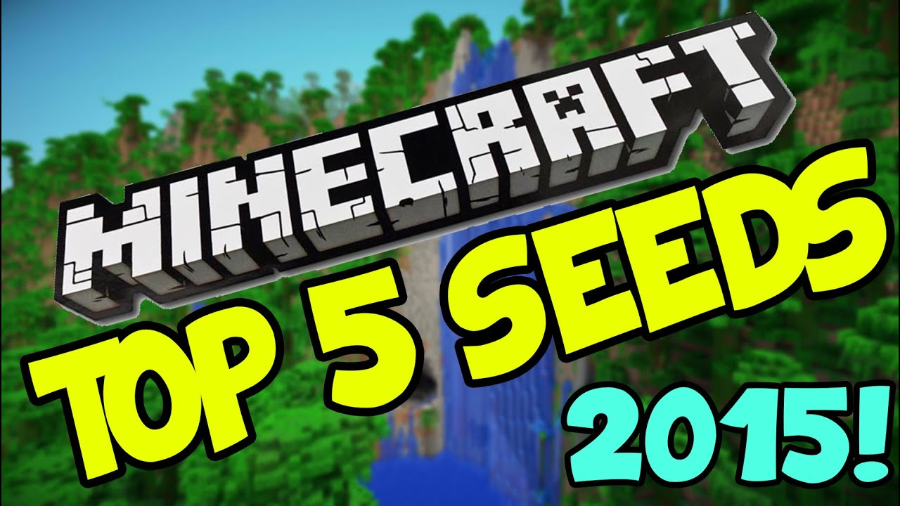 1 7 10 1 8 0 Top 5 Seeds In Minecraft 2016 Surfaced Stronghold