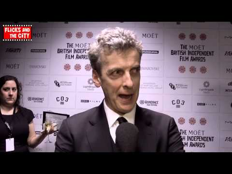 Peter Capaldi Interview - W.H.O. Doctor in World War Z & Maleficent