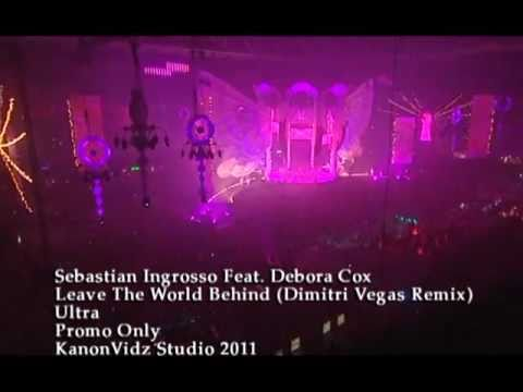 Swedish House Mafia - Leave The World Behind (Dimitri Vegas Remix) Video Official