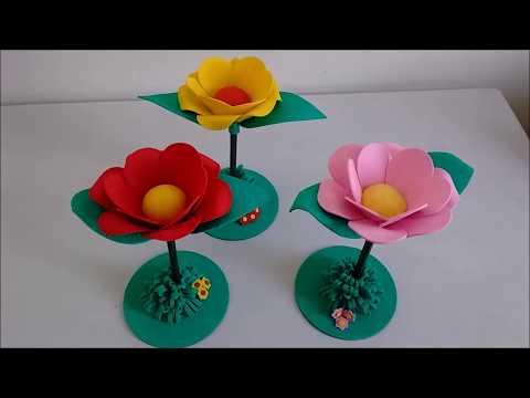 DIY: Ponteira Flor