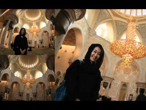 Ohaa @ Shiekh Zayed Grand Mosque, Abu Dhabi