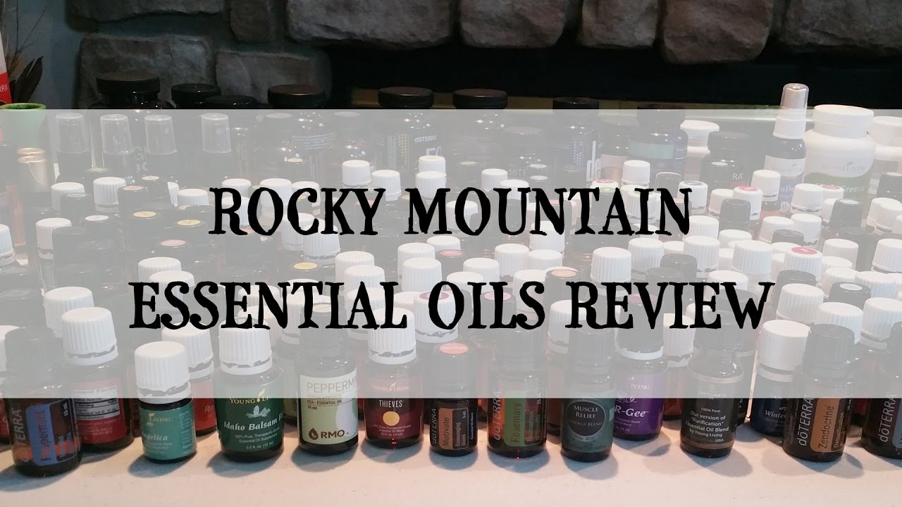 rocky mountain oils review rocky mountain vs young living