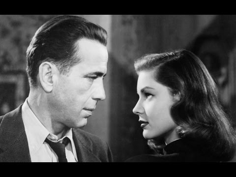 Bogie & Bacall - Key Largo