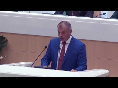 Аргументы недели Крым: Владимир Константинов выступил перед правильными белорусами