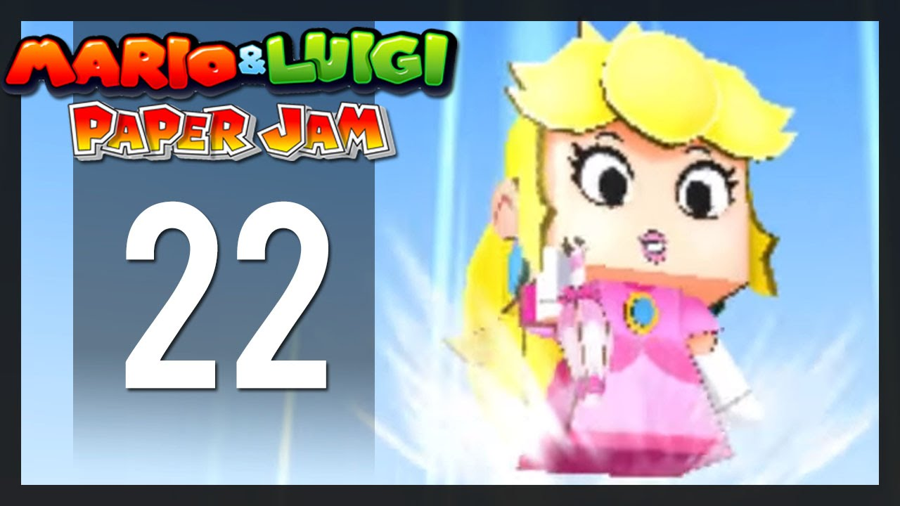 Mario And Luigi Paper Jam Bros Gameplay Walkthrough Part 22