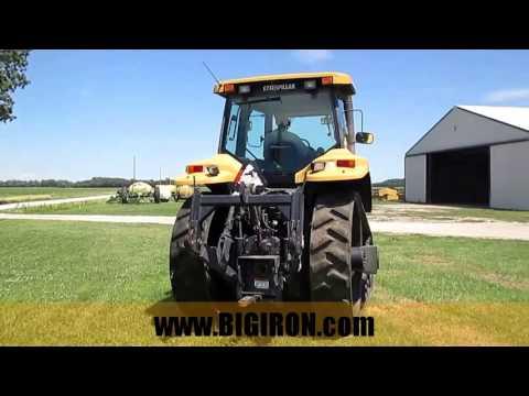 BIGIRON ONLINE AUCTION:1995 Caterpillar CH35 Tacked Tractor ID# DB8403