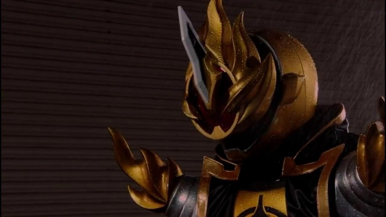 Kamen Rider Necrom: Kamen Rider Necrom Yuujou Burst Form(Transformation, Fight
