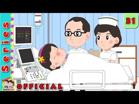 #31-sakit-demam#laeli-sakit#laeli-masuk-ugd#jamal-laeli-series-official