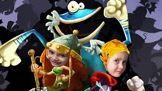 Прохождение Rayman Legends #1