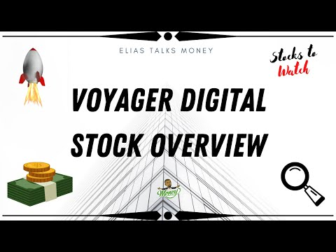 Voyager Digital Stock Overview | Better Investment than Coinbase!?!