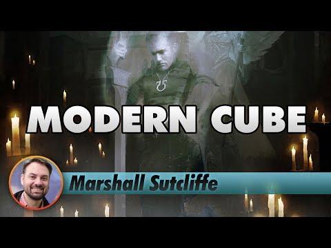 Modern Cube Draft | Channel Marshall