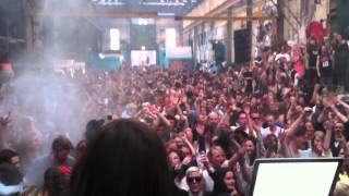 Sandrien @ Vrijland Festival 05-05-2013