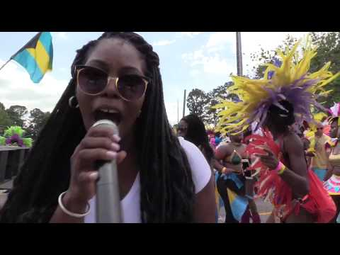 AJG featuring Bondine in Carnival 2017