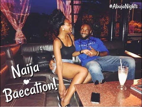 Vlog   Nigeria Baecation! #AbujaNights - Ify Yvonne
